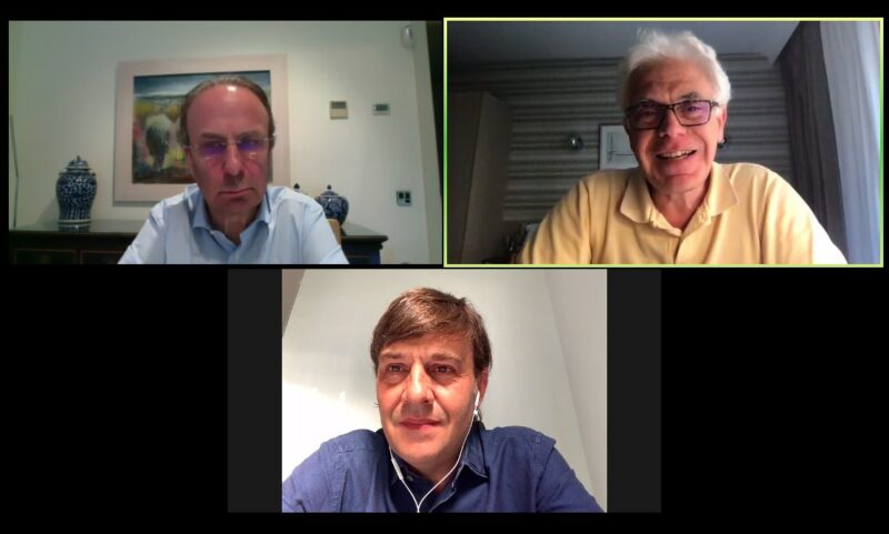 Encuentro digital en la Cámara de Comercio e Industria España-Israel: Aprendiendo de la COVID-19