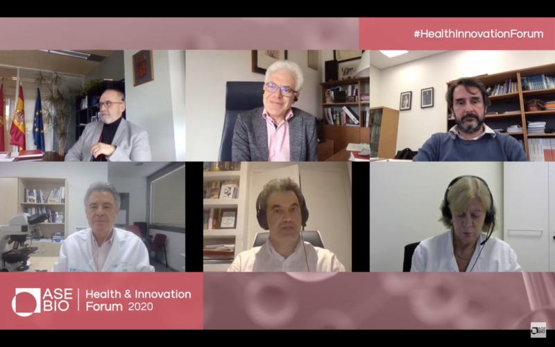 Hiris en el Health Innovation Forum 2020 de la Asociación Española de Bioempresa