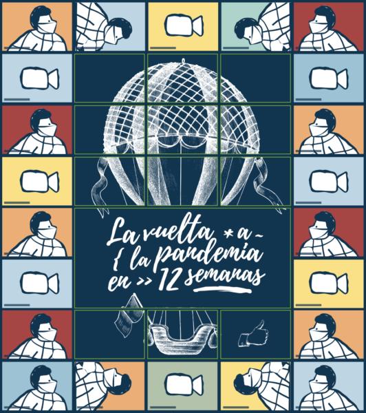 «La vuelta a la pandemia en 12 semanas», ciclo de conferencias organizadas por el Grupo PAIS