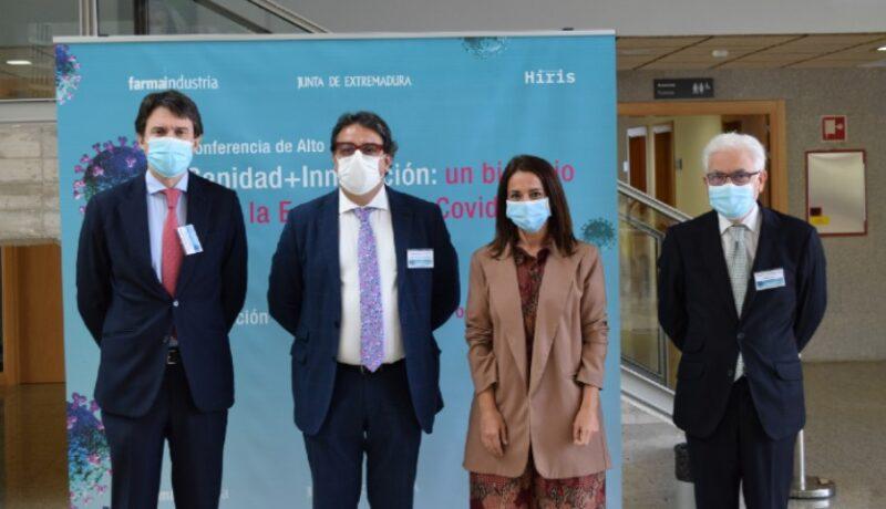 Silvia Calzón, Secretaria de Estado de Sanidad, en la Conferencia de Alto Nivel Sanidad+Innovación: un binomio para la España post-Covid