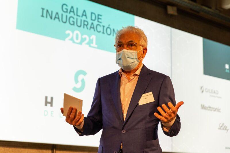 Gala de Inauguración 2021: Hiris de la Sanidad