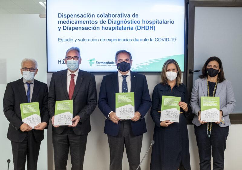 Éxito de las experiencias de dispensación colaborativa de medicamentos hospitalarios en farmacias comunitarias durante la pandemia